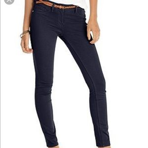 NWT Maison Jules Everyday Skinny Jeans